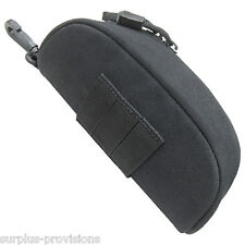 Condor Sun Glasses Case molle pouch Black - Padded with rigid exterior #217