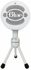 Blue Microphones Snowball iCE Condenser Microphone,Cardioid (101211) (White) CXX