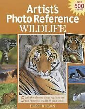 Artist's Photo Reference: Wildlife by Rulon, Bart