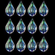 Colorful Chandelier Glass Crystals Lamp Prisms Parts Hanging Drops ...
