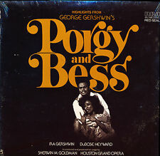 GERSHWIN HIGHLIGHTS PORGY AND BESS RCA ARL1-4680 SEALED PROMO