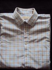 Men`s Shirt Michael Kors Size 16 UK 34/35 EUR. 100% Cotton Made in Bangladesh
