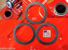 3 Jerry SPOUT GASKET Fuel Blitz Metal Gas Can Spout GSKT 5 Gallon Military 20L 3