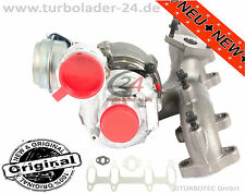 VW GOLF PLUS 1.9 Tdi Turbocompressore 77kw BXE TURBOCHARGER 751851-5004s NUOVO