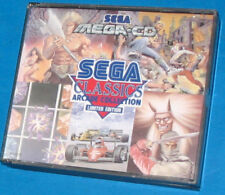 Sega Classics Arcade Collection - Limited Edition Sega Mega CD MCD - PAL