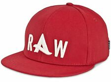 "NWT G-Star Raw Men's ""A"" Raw Logo Hat"
