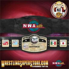 NWA World Heavyweight Championship Ultra Deluxe Adult Size Replica Belt