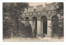 CPA le Château de Fére-en-Tardenois les Arcades carte postale/cp329