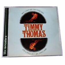 Timmy Thomas - Why Can't We Live Together BRB  Remastered Expanded cd