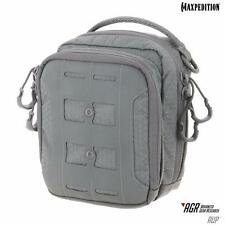 Maxpedition AUP Gray Accordion Utility Pouch Tactical Molle Military Organize