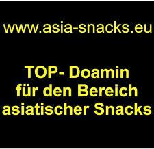 Www.asia-snacks.eu domain name indirizzo web per alimenti Asia & spuntini Domain