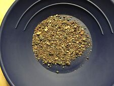 Unsearched Gold Paydirt for Panning from Arizona Bradshaw Mountains