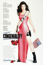 Miss Congeniality  - original DS movie poster  D/S 27x40 Sandra Bullock