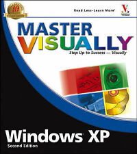 Master Visually Windows XP: Service Pack 2, Toot, Michael S., Clark, David J., T