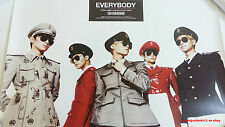 SHINee EVERYBODY Official Poster 5th Mini Album Unfolded Poster+Gift Photo,New
