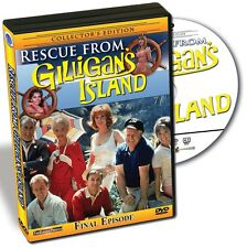 Gilligan's Island Final Episode: Rescue from Gilligan's Island  - New DVD!