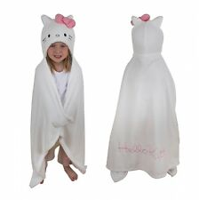 Hello Kitty Cuddle One Size Robe Brand New Gift
