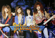 Winger 1990 In The Heart of The Young Japan Promo Poster Kip Winger Rare
