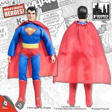MEGO RETRO SUPERMAN 8 INCH ACTION FIGURE NEW IN POLYBAG LICENSED