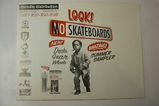 Dwindle Dist Skateboard Catalogue 2001 BLIND enjoi Darkstar DECA Skate Art. Rare