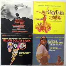 FILM SOUNDTRACK OST LPs LOT OF 10  #743