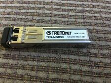 TRENDnet Mini-GBIC Multi-Mode SX Module (TEG-MGBSX)