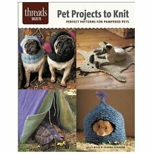 Pet Projects to Knit : Perfect Patterns for Pampered Pets by Joanna Osborne...