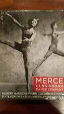 MERCE Cunningham Dance Company Robert Rauschenberg Suite For Five Summerspace