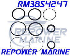 Trim Ram Seal Kit for Volvo Penta SX, DP-SM, OMC Cobra, Replaces 3854247