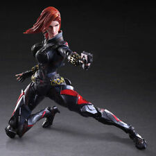 Marvel Universe Black Widow Variant Play Arts Kai Action Figure Pre-order