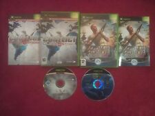 CONFLICT GLOBAL STORM & MEDAL OF HONOR RISING SUN BUNDLE  MICROSOFT XBOX  PAL