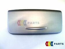NEW GENUINE BMW 3 SERIE E90 E91 ASHTRAY STORAGE COVER BRUSHED ALUMINIUM 6982453