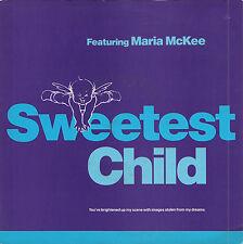 "MARIA McKEE Sweetest Child | 7"" Vinyl Single | UK Geffen GFS 23"