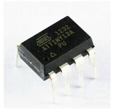 5PCS ATTINY13A-PU ATTINY13A DIP8 IC MCU AVR 1K FLASH 20MHZ NEW
