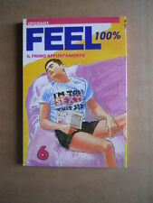 FEEL 100% - manga Lau Wan Kit Vol.6 edizione Jade Comics   [G371D]