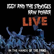 Iggy & Stooges Raw Power Live vinyl LP NEW sealed