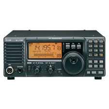 ICOM IC-718 100 watts HF Amateur Base Radio Transceiver IC 718 #48 NEW!!!