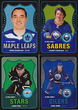 10-11 OPC Ryan Jones /100 Retro Rainbow Black O-PEE-CHEE 2010