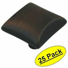*25 Pack* Cosmas Cabinet Hardware Oil Rubbed Bronze Knobs #6262ORB