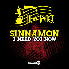 Sinnamon - I Need You Now (Remixes) [New CD] Extended Play, Manufactured On Dema