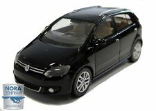 Original Volkswagen Golf Plus Modell 1:87 schwarz