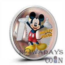 Niue 2014 2$ Disney Mickey & Friends 2014 - Mickey Mouse Proof Silver Coin 1Oz
