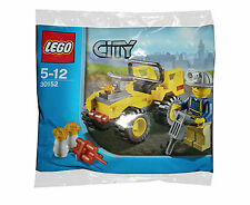 LEGO City Mining QUAD (30152)