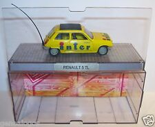 NOREV RENAULT 5 R5 COACH DECOUVRABLE FRANCE INTER TOUR DE FRANCE 1979 1/43 BOX