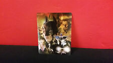 BATMAN BEGINS (Dark Knight) - 3D Lenticular Magnet / Cover for BLURAY STEELBOOK