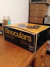 JCPenny Binoculars 7 Power X 50mm 376 Ft Field Of View At 1000 Yards In Box