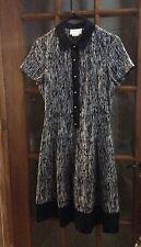 Stunning 100% Silk kate spade Button Down dress Must L@@k!
