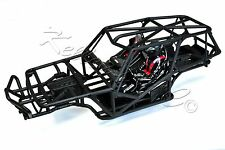 NEW Axial Spawn Wraith Tube Frame Chassis w/Seats & Driver - Rock Crawler Racer