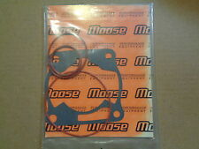 New Yamaha Moose Top End Gasket Set For 1993-2001 YZ80 Motorcycles