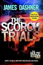 The Scorch Trials Maze Runner, Book 2)